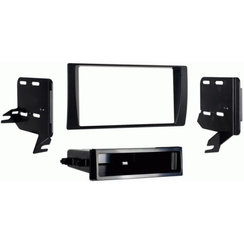 Metra 99-8231 Single/Double DIN Stereo Dash Kit for 02-06 Toyota Camry