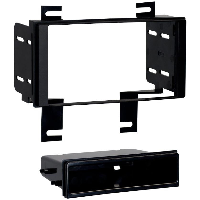 Metra 99-7616 Single/Double DIN Dash Kit for Select 12-up Nissan Rogue