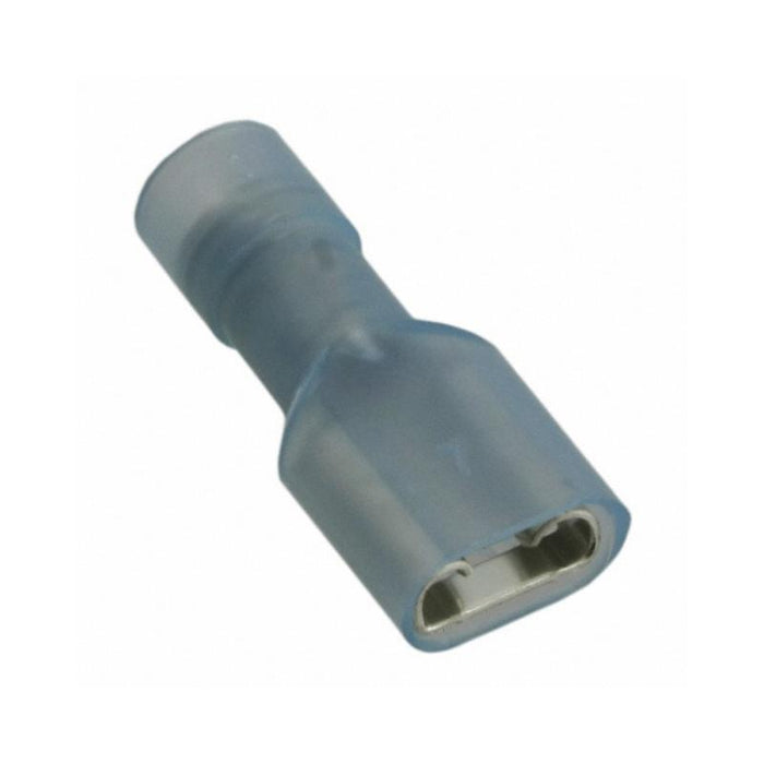 Install Bay BNFD110F Blue 16/14 Gauge Female Quick Disconnect (100/pk)