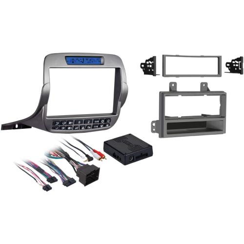 Metra 99-3010S Single/Double DIN Dash Kit for 2010-up Chevrolet Camaro
