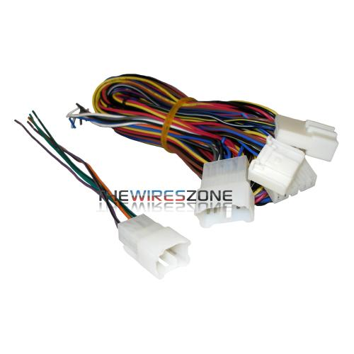 Metra 70-8215 Wiring Harness for 2005-2010 Toyota Avalon