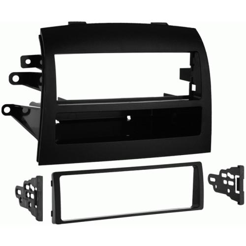 Metra 99-8208 Single DIN Stereo Dash Kit for 2004-2009 Toyota Sienna