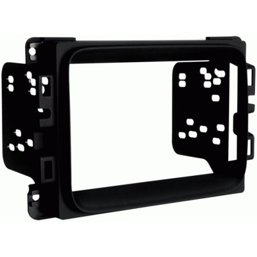 Metra 95-6518B Double DIN Stereo Dash Kit for 2013 Dodge Ram