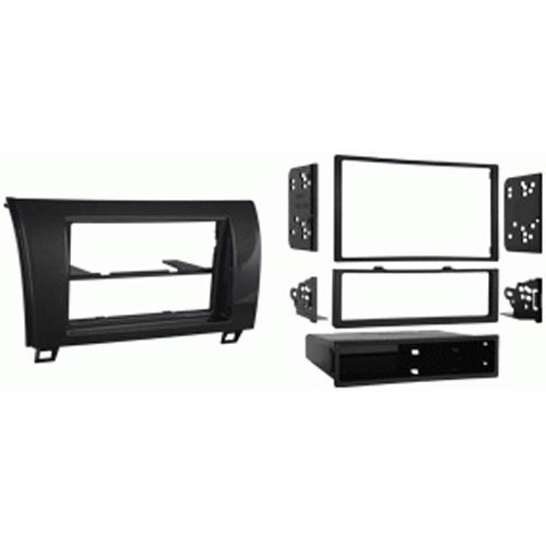 Metra 99-8220CHG Single/Double DIN Dash Kit for 2010-up Toyota Tundra