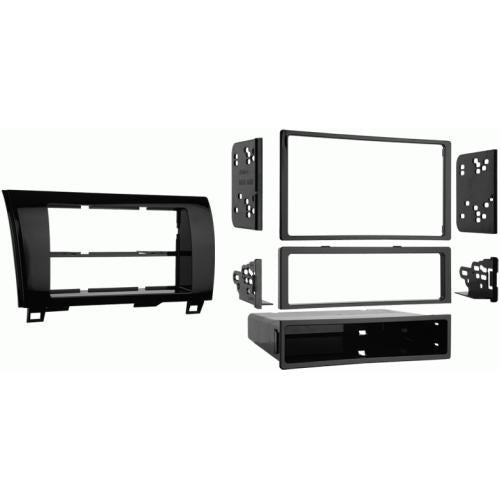 Metra 99-8220HG Single/Double DIN Dash Kit for 07-09 Toyota Vehicles
