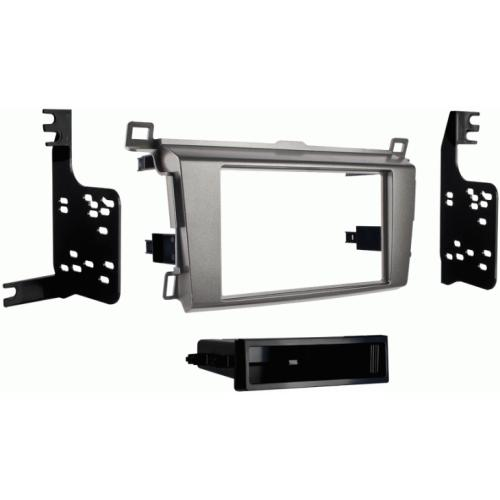 Metra 99-8242G Single DIN Dash Kit for 2013-up Toyota Rav4 Vehicles