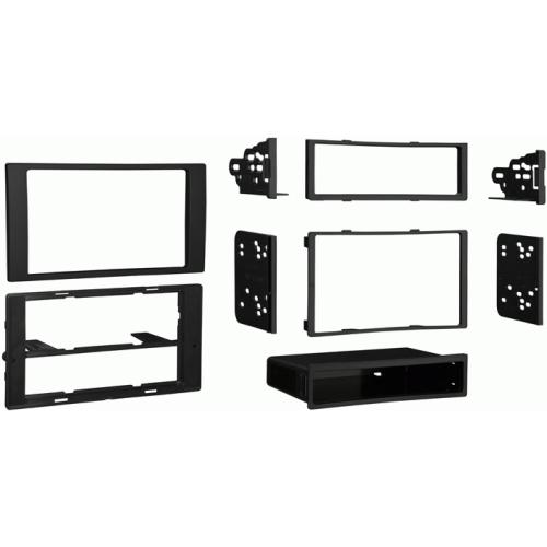 Metra 99-5824B Single/Double DIN Dash Kit for Ford Transit Connect