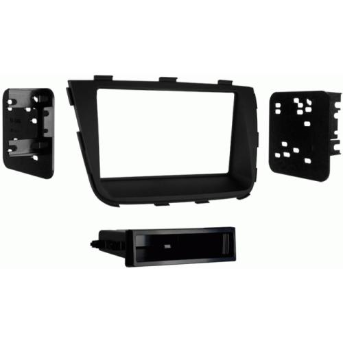 Metra 99-7355B Single/Double DIN Stereo Dash Kit for 14-up Kia Sorento