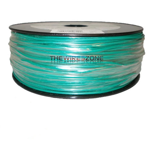 The Install Bay PWGN18500 Green 18 Gauge 500 Feet Coil Primary Wire