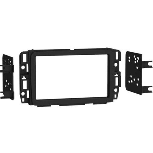 Metra 95-3031B Double DIN Dash Kit for select 2014-2015 Chevrolet Captiva Sport w/ NAV