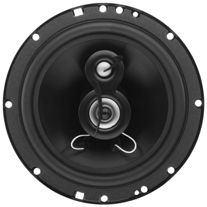 "Planet Audio TRQ623 Torque 6.5"" 3-Way 300W Full Range Speaker (pair)"