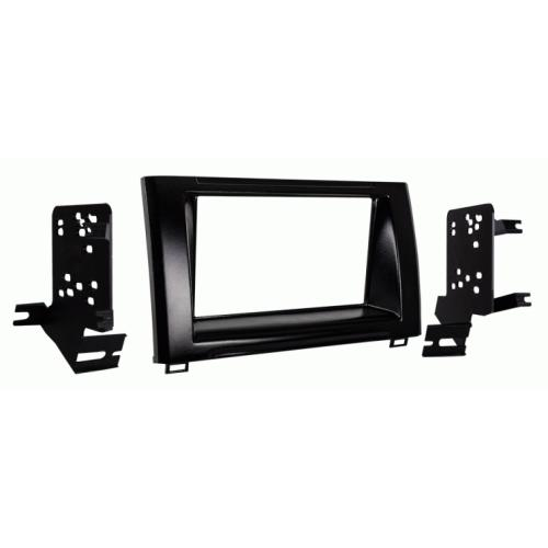 Metra 95-8246HG Double DIN Dash Kit for 2014-up Toyota Tundra Vehicles