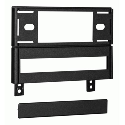 Metra 99-5556 Black Single DIN Stereo Dash Kit for 1988-92 Ford Probe
