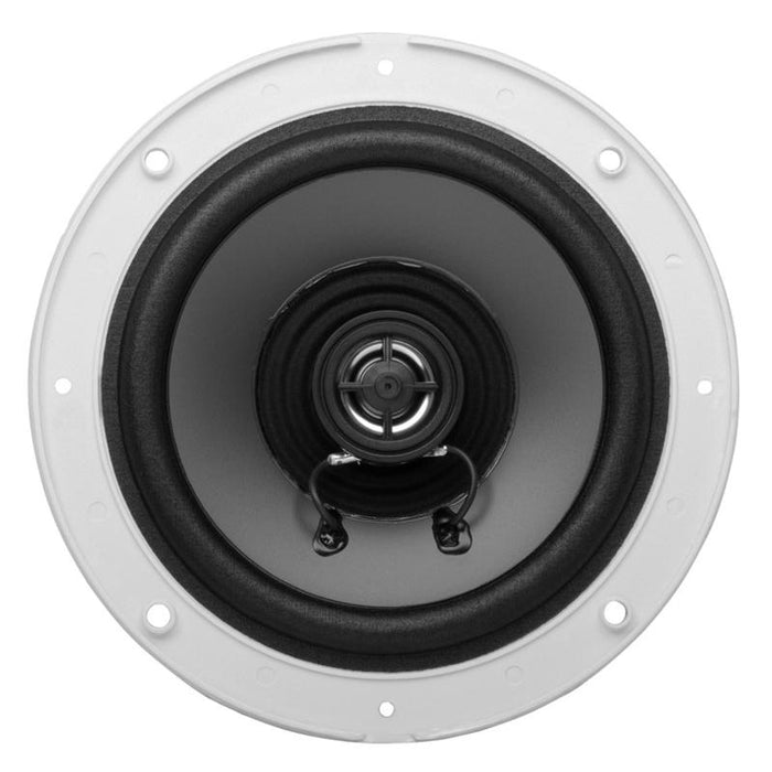 "Boss Audio MR60W 6.5"" 2-Way 200W Marine Boat Coaxial Speaker (pair)"