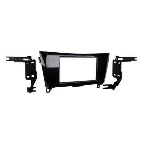 Metra 95-7622HG Double DIN Install Dash Kit for 2014-up Nissan Rouge