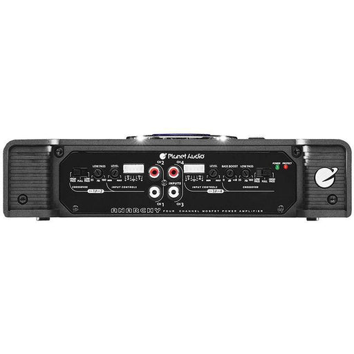 Planet Audio AC1200.4 1200W 4/3/2 Channel Power Stereo Car Amplifier (3839129026624)