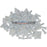 The Install Bay CC2218 Clear 22/18 Gauge Wire Crimp Cap (100/pack)