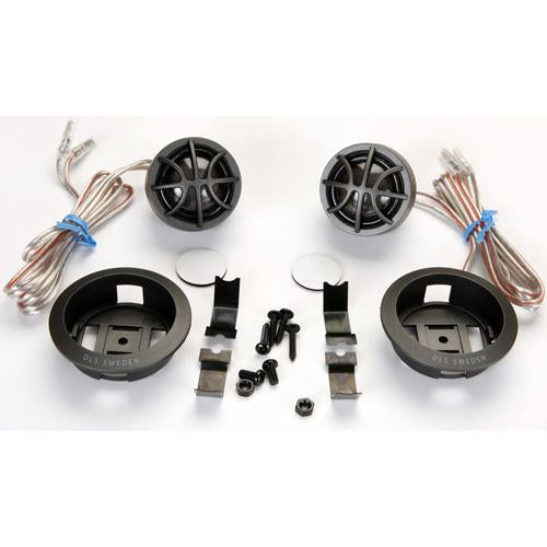 "DLS RC4.2 2-Way 4"" 200 Watt Car Audio Component Speaker System (pair)"
