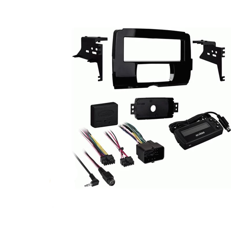 Metra 99-9700 Single DIN Dash Kit for Select 2014-up Harley Davidson