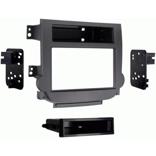 Metra 99-3314G Single DIN Stereo Dash Kit for 2013-up Chevrolet Malibu