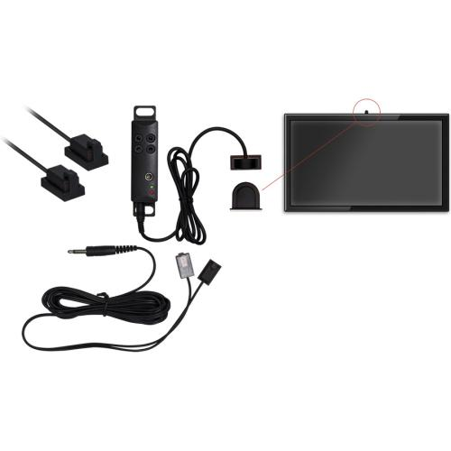 Audio Solutions AS-IRKIT Complete IR Repeater System Kit for Home A/V