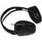 Planet Audio PHP22 Black Single Channel Infrared Wireless Headphones