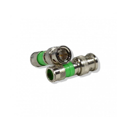 BNC Compression Type 75 Ohm Coaxial Coax RG59 CCTV Connector