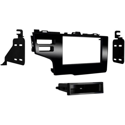 Metra 99-7883HG High Gloss 1-DIN Stereo Dash Kit for 2015-up Honda Fit