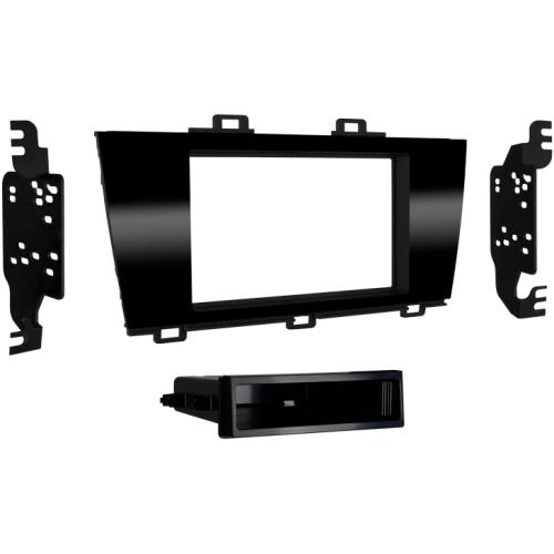 Metra 99-8906HG 1-DIN Stereo Dash Kit for 15-up Subaru Legacy/Outback