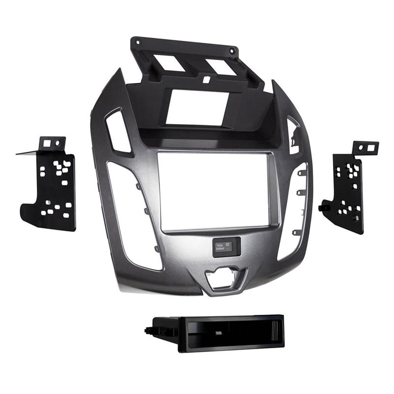 Metra 99-5831G Gray Stereo Dash Kit for Select Ford Transit Connect