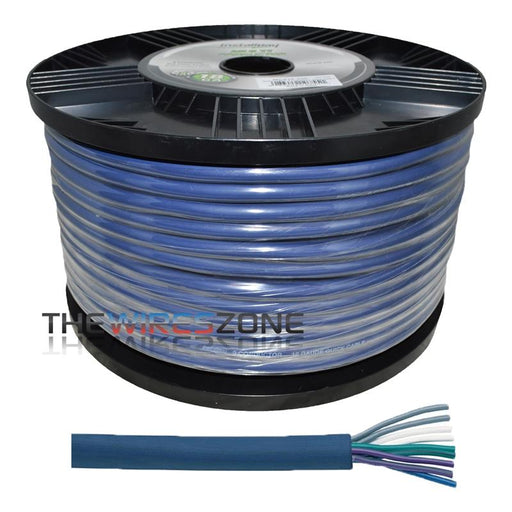 The Install Bay MC918-250 Multi-Conductor 18 Gauge 250 Feet Cable