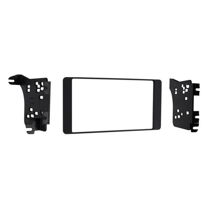 Metra 95-7018B Black 2-DIN Dash Kit for Select Mitsubishi Outlander