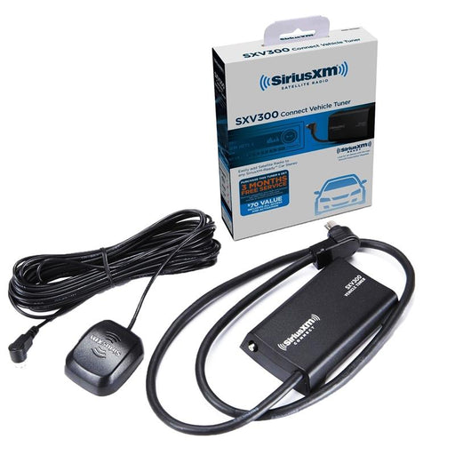 SiriusXM SXV300V1 Connect Vehicle Tuner for Select In-Dash Car Stereos