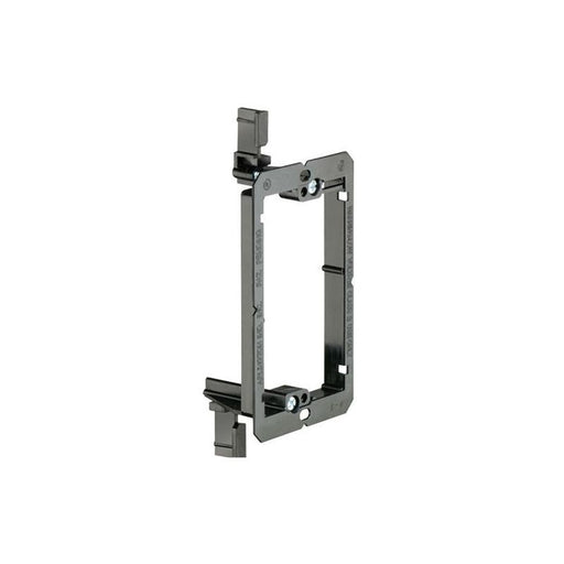 "Arlington LV1 1-Gang Low Voltage Mounting Plate for 1/4"" to 1"" Walls"