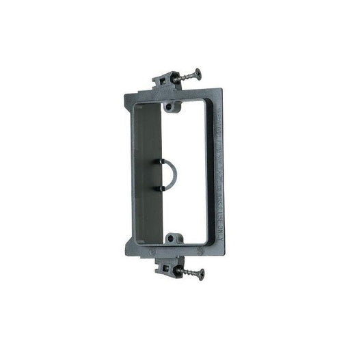 Arlington LVS1 Screw On Single Gang Low Voltage Mounting Bracket