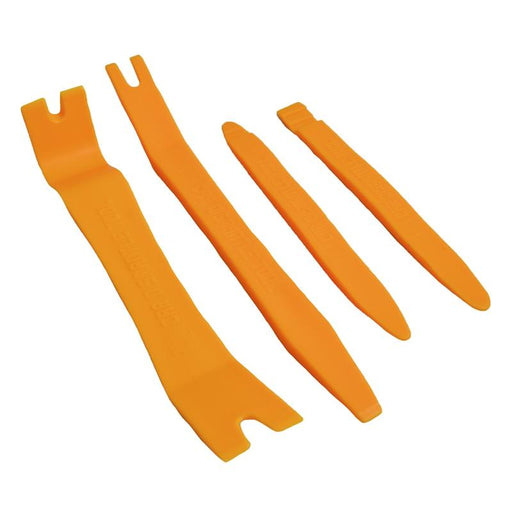 Universal Auto Door Clip Panel Trim Dash Removal Tool Kit (4 pcs)