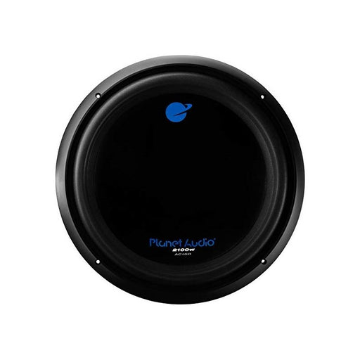 "Planet Audio AC15D 15"" Dual 4 Ohm Voice Coil 2100 Watts Car Subwoofer"