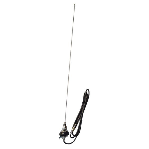 Metra 44-UT30 Universal Top Mount Replacement Antenna for AM/FM Bands
