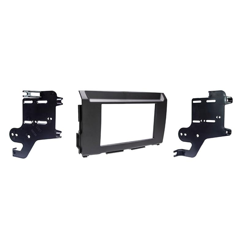 Metra 95-7631B Double DIN Dash Kit for Select 2016-up Nissan Titan