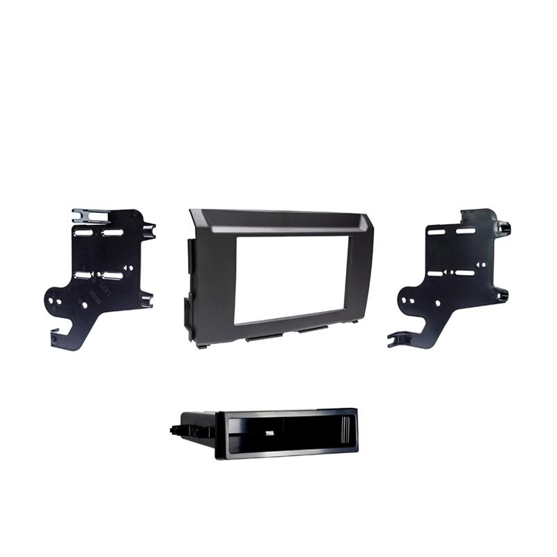 Metra 99-7631B 1 or 2 DIN Dash Kit for Select 2016-up Nissan Titan