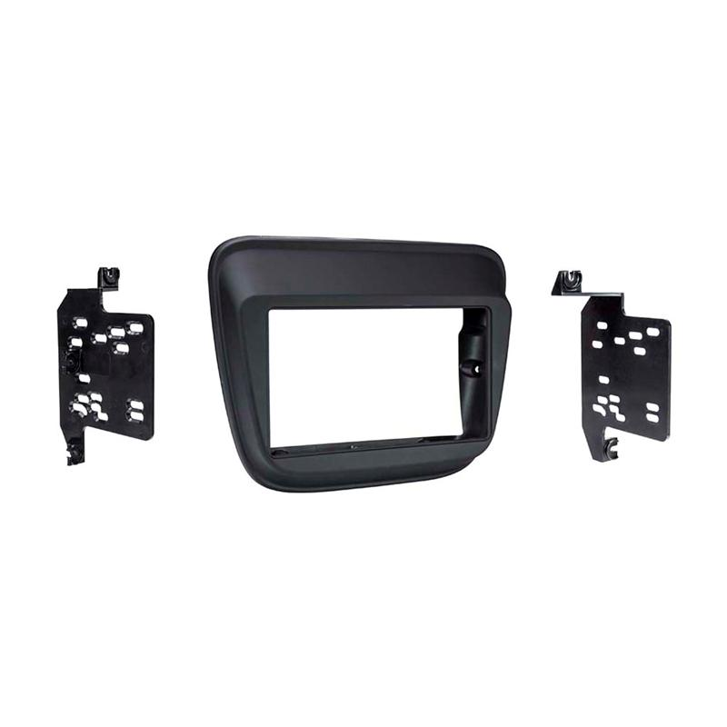 Metra 95-3019B Double DIN Dash Kit for Select 2016-up Chevy Malibu