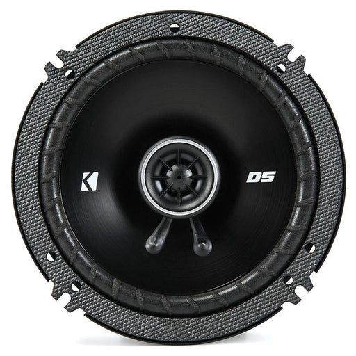 "Kicker 43DSC6504 6-1/2"" 6.5 inch 240 Watts 2 way Coaxial Speakers"