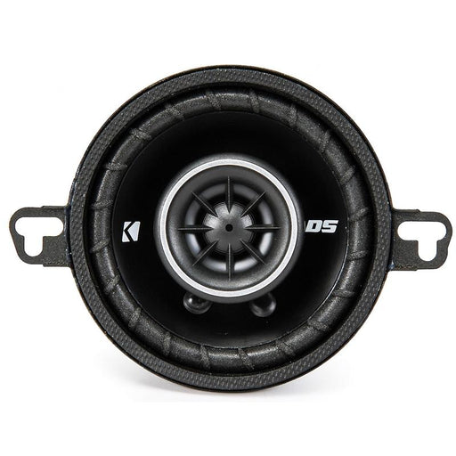 Kicker 43DSC3504 3-1/2-Inch 3.5-Inch 2-Way Coaxial Speakers 80 Watts