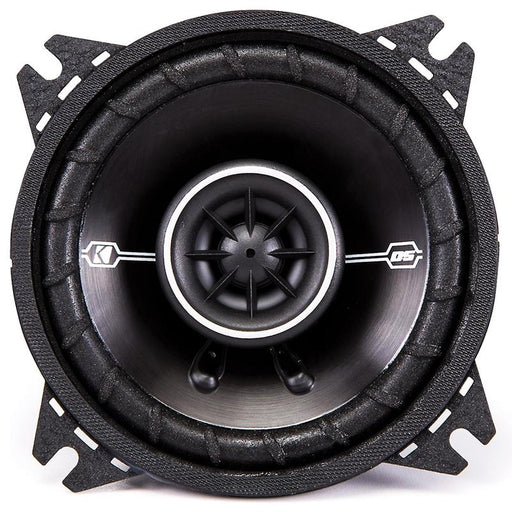 "Kicker 43DSC404 4"" inch 120 Watts 2 Way Coaxial Speakers"