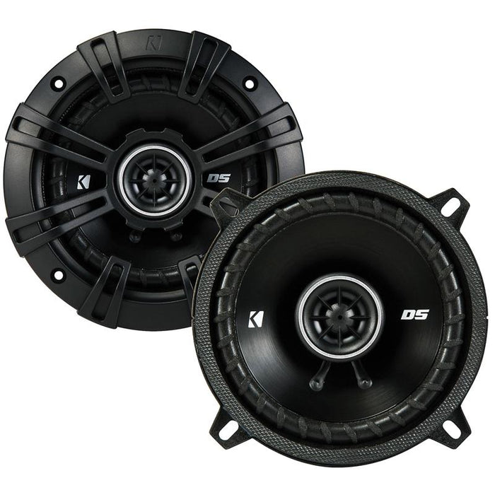 "Kicker 43DSC504 5-1/4"" 5.25 inch 200 Watts 2 Way Coaxial Speakers"