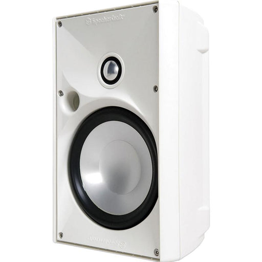 SpeakerCraft OE6 Three Outdoor Speaker Weather Resistant White (ea)