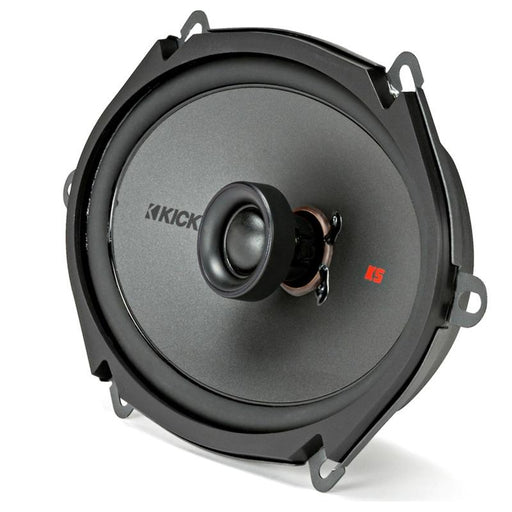 "Kicker 44KSC6804 6"" X 8"" inch 2 Way 150 Watts Coaxial Speakers"