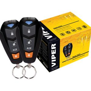 Viper Entry level 1 way security system