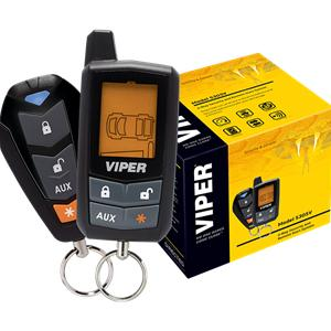 Viper Entry Level LCD 2 Way Remote start and Security system