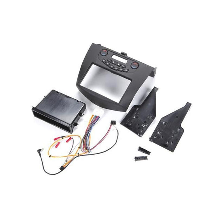 Metra 99-7803G Gray Single/Double DIN Dash Kit for 03-07 Honda Accord